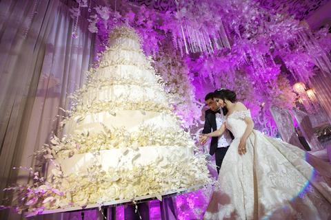 7 главных нюансов оформления свадебного зала в классическом стиле