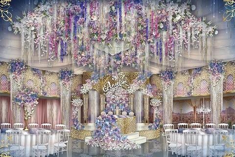 Какими материалами можно выполнить декоративное оформление интерьера зала